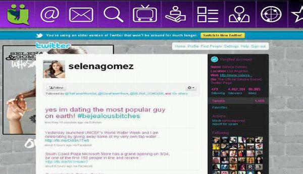 justin bieber jakarta 2011. ngetweet Justin Bieber.