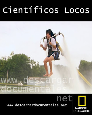 documental científicos locos natgeo