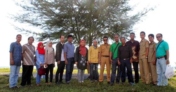 Dikunjungi 90 Satker PNPM Bengkalis, Nono Tunjukan Potensi Wisata Kota Pariaman