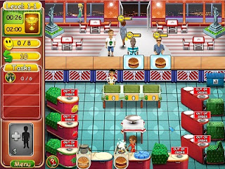 FREE DOWNLOAD MINI GAME Burger Bustle 2 Ellie's Organics 2012 (PC/ENG