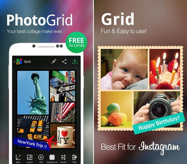 Best photo collage maker for android