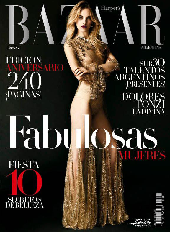 Cremitas y maquillajes feliz cumple bazaar for Bazaar argentina