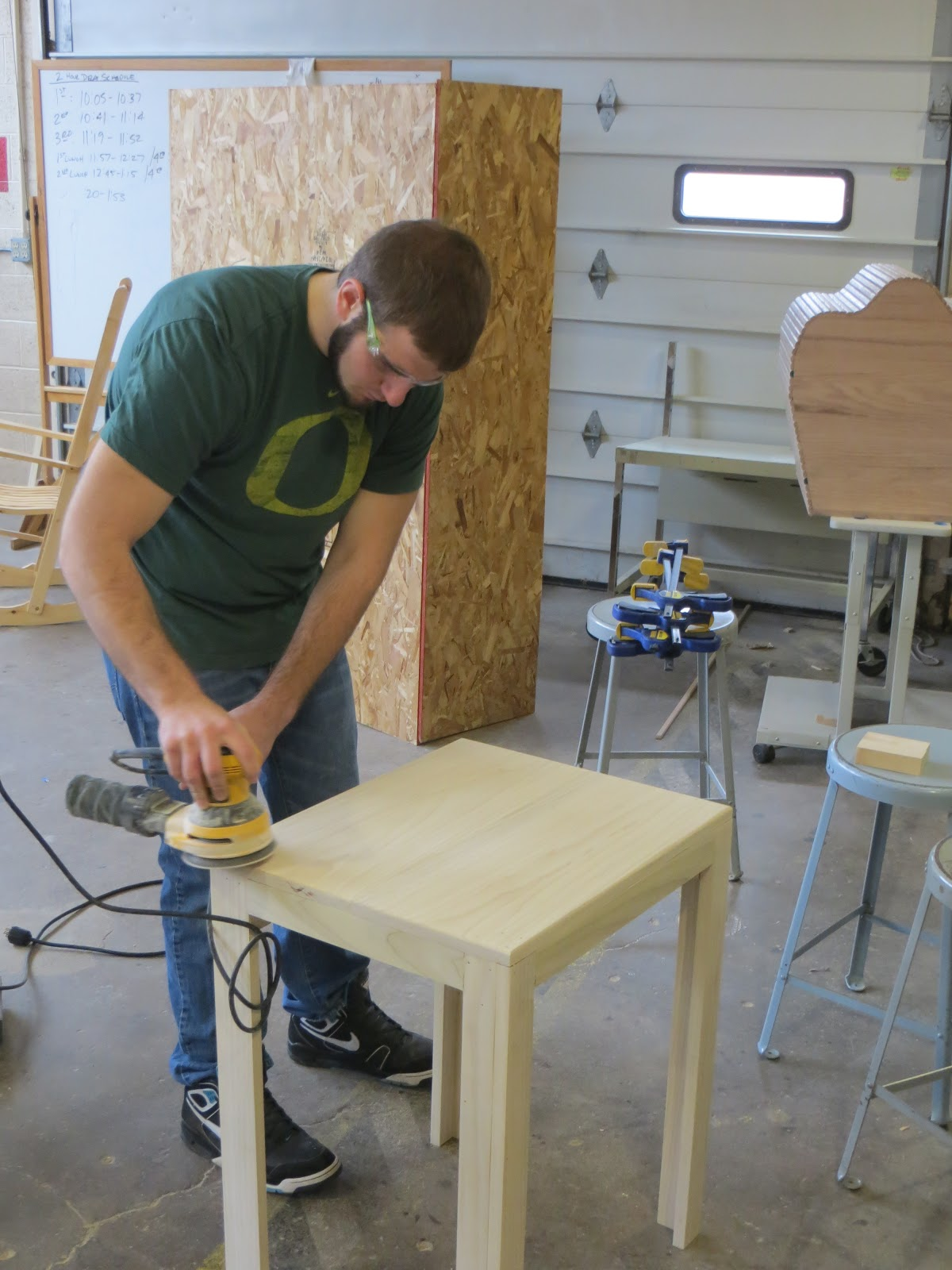 easy woodshop projects