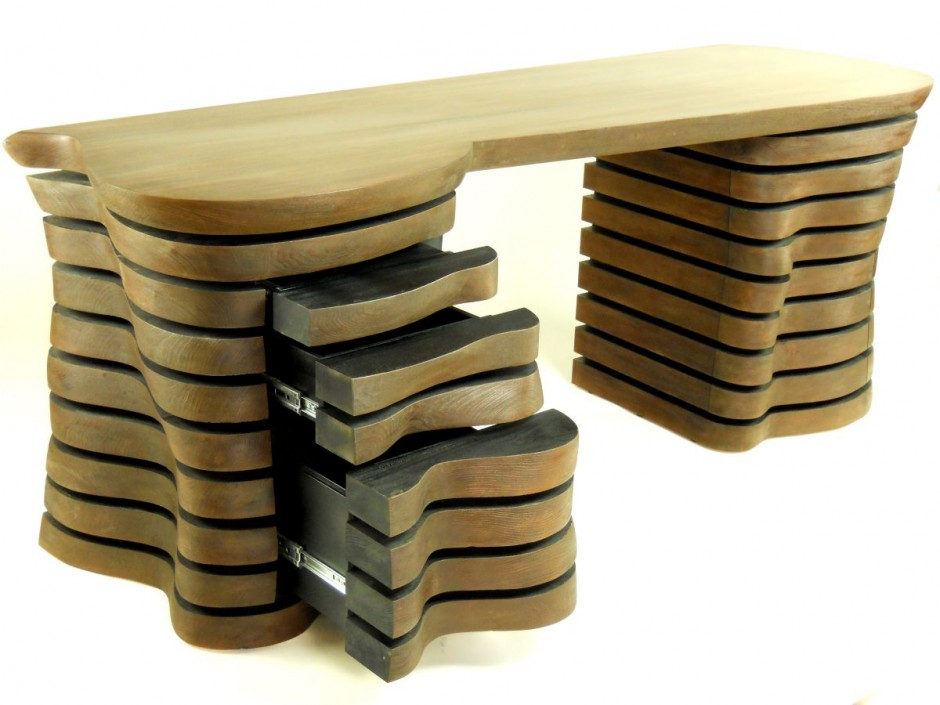 Cool Desk Designs 15 modern desks and innovative desk designs - part 2.