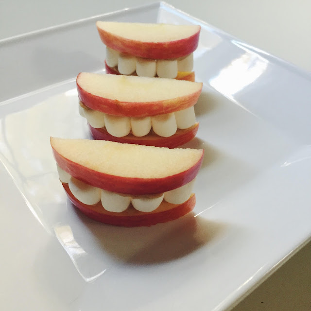 Apple-Teeth-Spooky-Snacks-Recipe