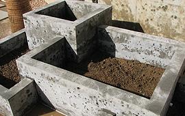 Concrete Raised Bed Garden Jpg 270×170 Pixels Raised 400 x 300