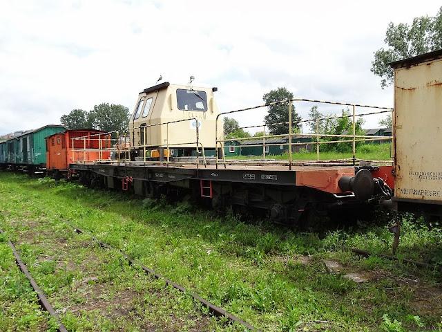 Platforma samobieżna MPD-605