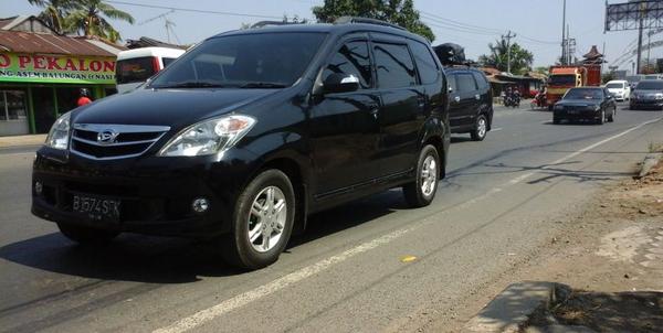 Pemudik Asal Jakarta Mulai Padati Jalan Pemalang-Pekalongan