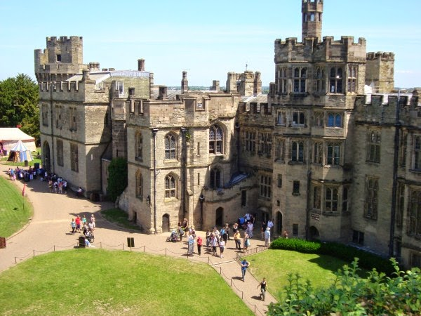 the earl of warwick during the 5th century in the britain Our guide to the famous castles of england including castles in bodiam, warwick it was owned by the earl of warwick and was since the 5th or 6th century.