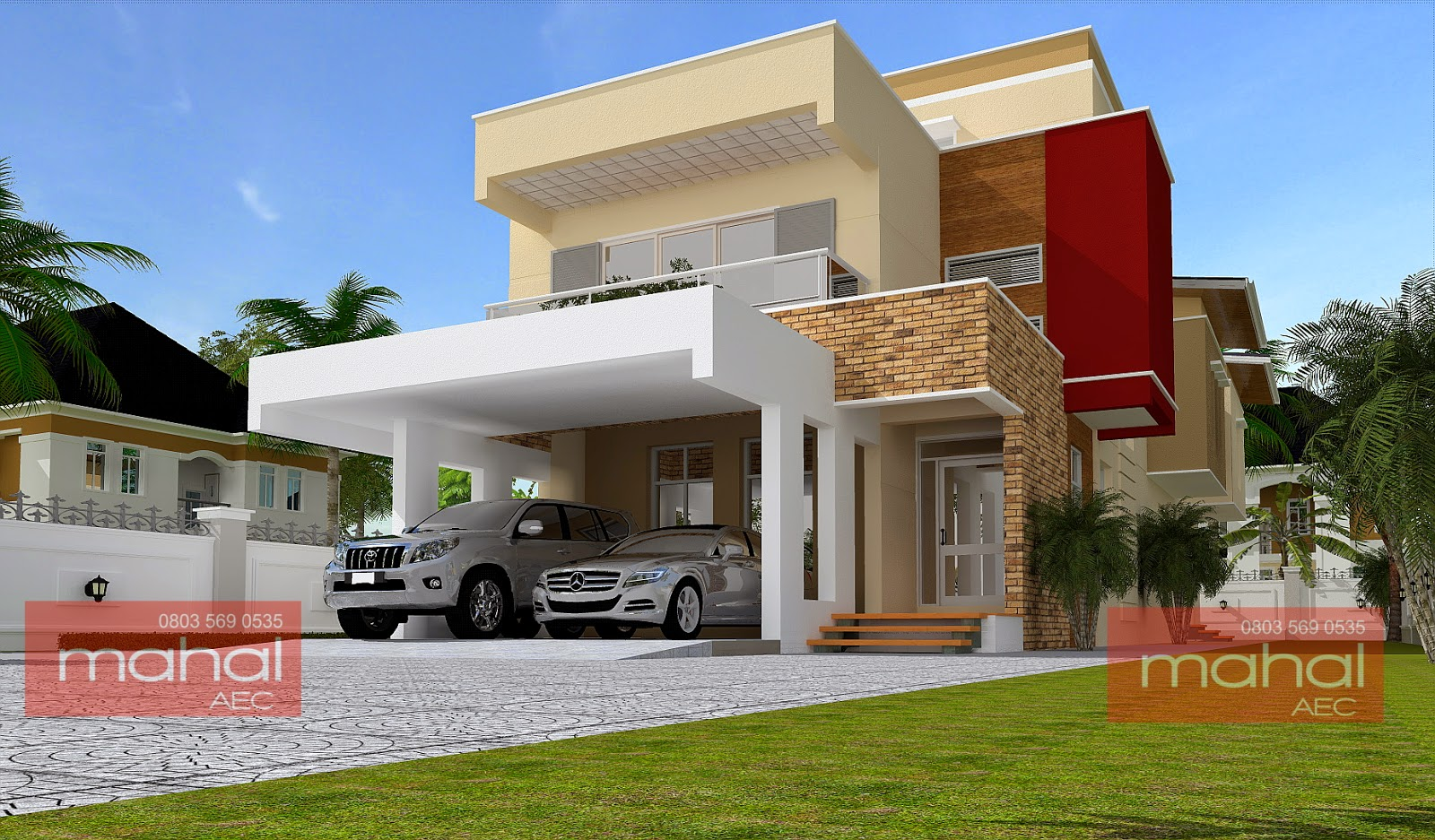 Contemporary Nigerian Residential Architecture May 2015