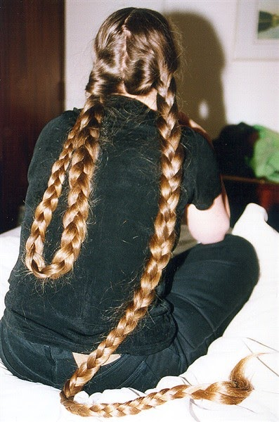 Braids Cute Girls Hairstyles Girls With Very Long Hair