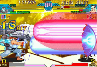 marvel vs capcom descargar para pc