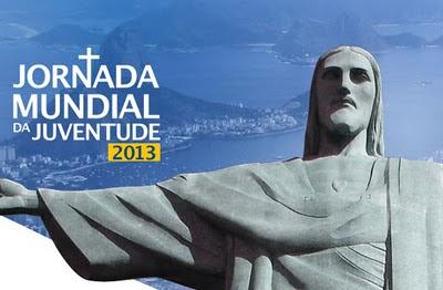 Arquidiocese do Rio de Janeiro lança concurso da logomarca da JMJ-2013