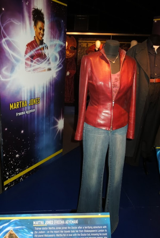 Martha Jones Doctor Who signature season 3 costume