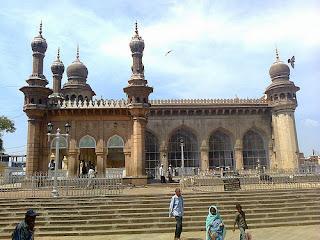 mecca masjid hydrabad