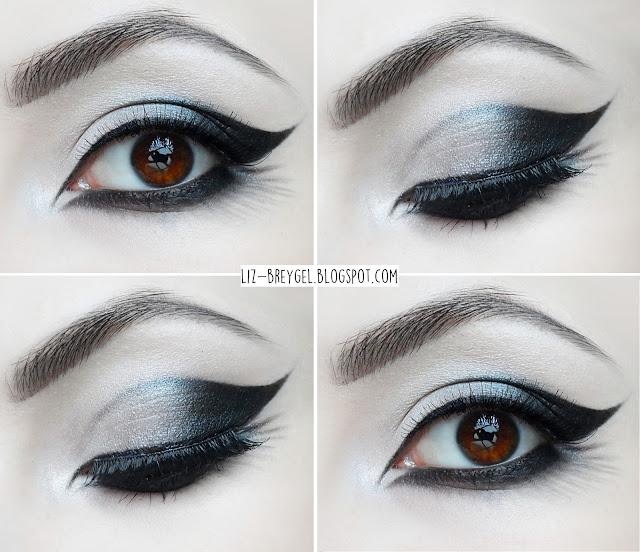 liz breygel makeup step by step tutorial gothic grunge dark makeup pictures gothic eyeliner makeup