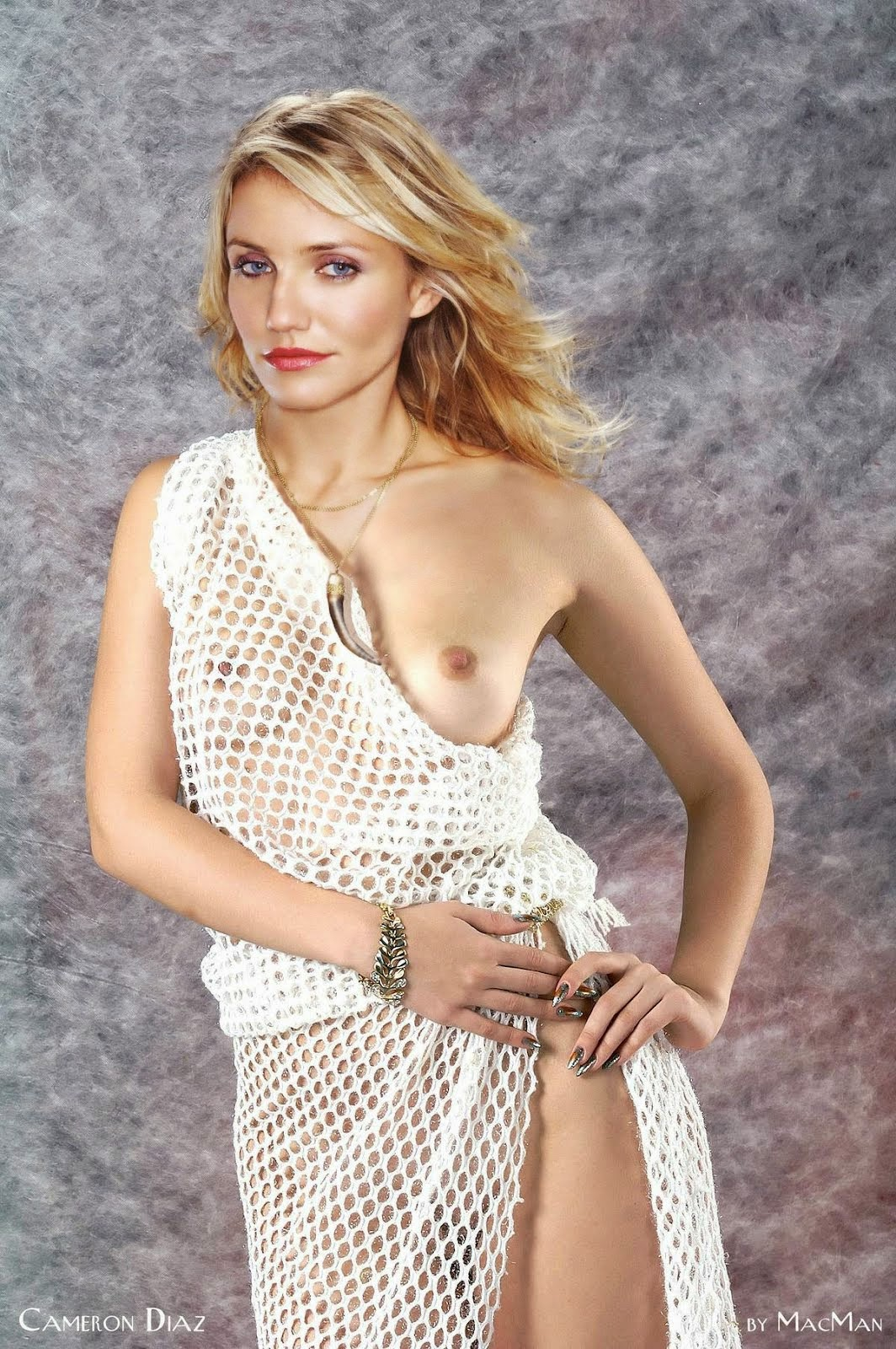 Body cameron diaz naked