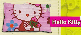 Balmut Fata Hello Kitty