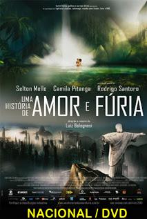 Assistir Filme Uma História de Amor e Fúria Online Nacional