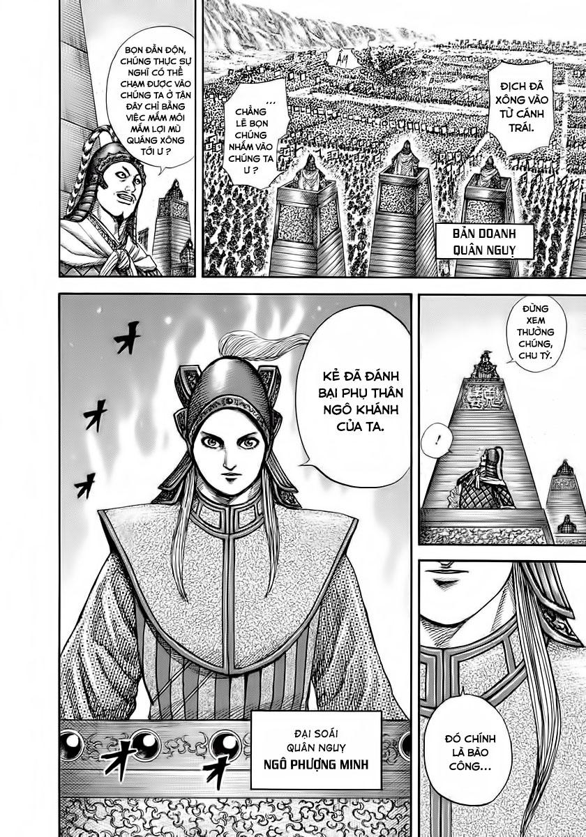 Kingdom – Vương Giả Thiên Hạ (Tổng Hợp) chap 266 page 4 - IZTruyenTranh.com