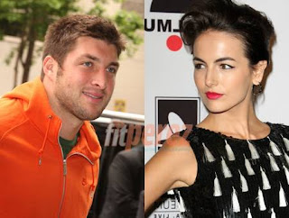 Tim Tebow Girlfriend Camilla Belle
