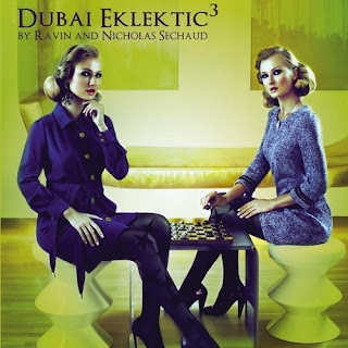 Cd - Dubai Eklektic - Vol. 3 - 2013
