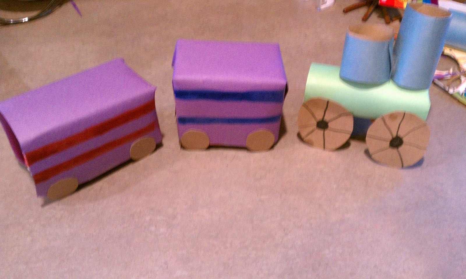 Melomomma category crafts for How to make a paper car that rolls