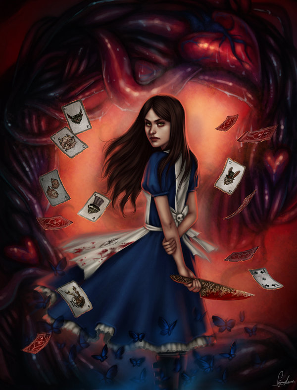 alice in wonderland madness returns gamestop