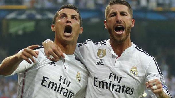 Sergio Ramos y Cristiano Ronaldo querría abandonar el Real Madrid
