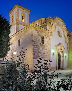 Iglesias y conventos de Almería