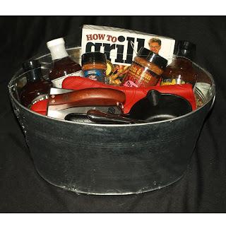 Pitmaster BBQ Gift Basket