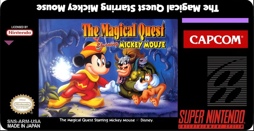 the magical quest starring mickey mouse segunda feira 5 de dezembro de