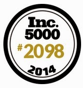 Durante Rentals #2098 on Inc 5000 List of Fastest-Growing Companies