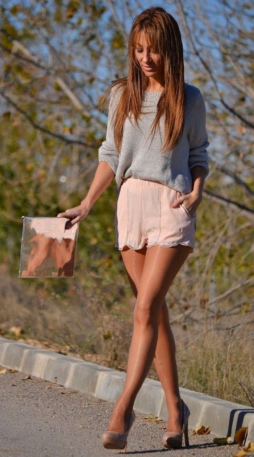 Mini Warm Skirt