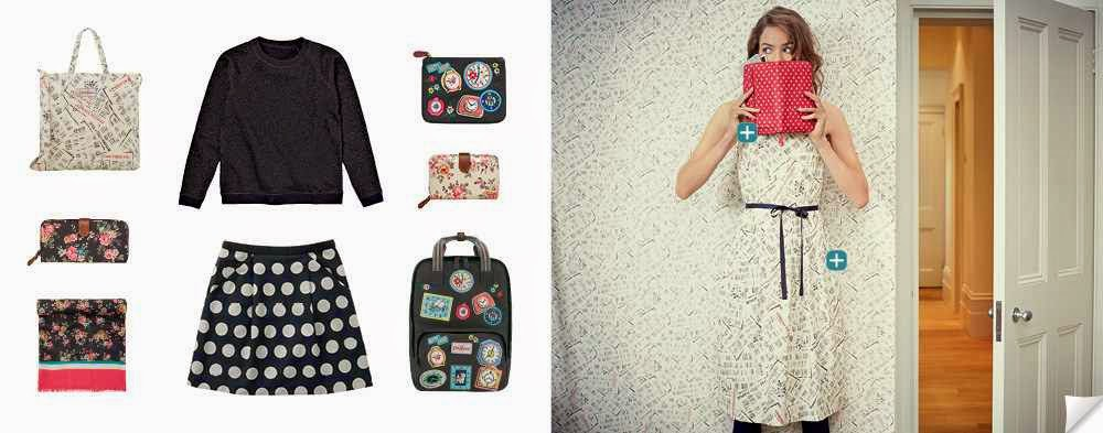 Cath Kidston New for Fall