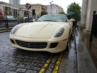 Arabic Stylish Cars In London 1