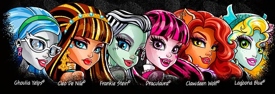 ¡Conoce a las Monster High Originales!