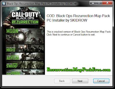 Rezurrection Map Pack Free on