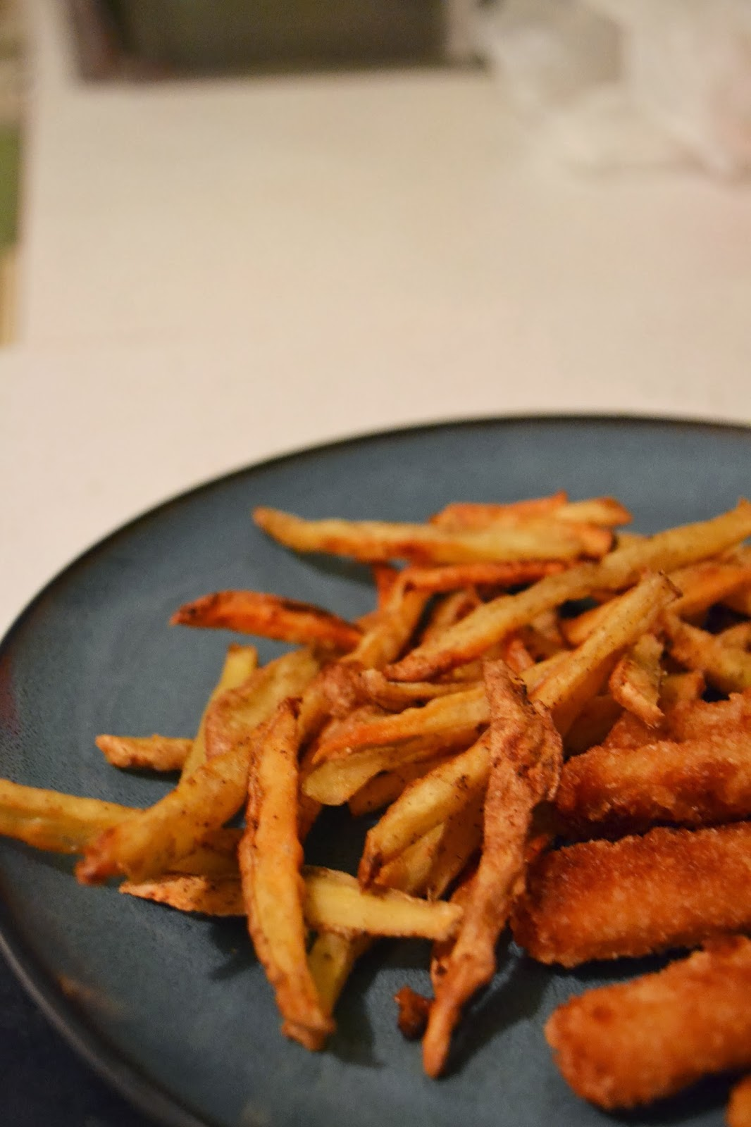 Simple Savory & Satisfying: Homemade Baked French Fries