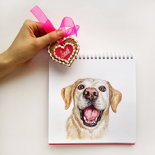29-Who-is-a-good-Dog-Valerie-Susik-Валерия-Суслопарова-Cats-and-Dogs-Interactive-Animal-Drawings-www-designstack-co