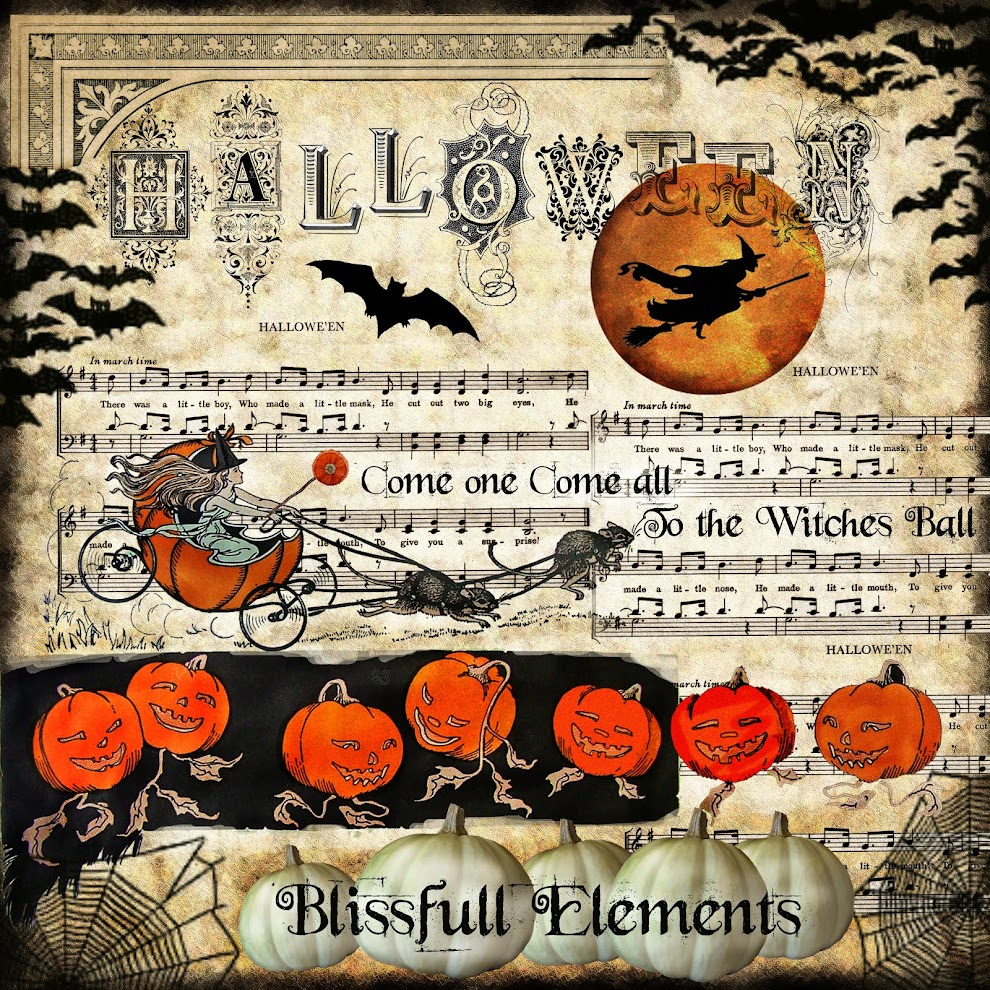 Blissfull Elements