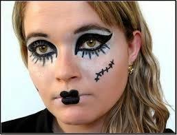 maquiagem para halloween,