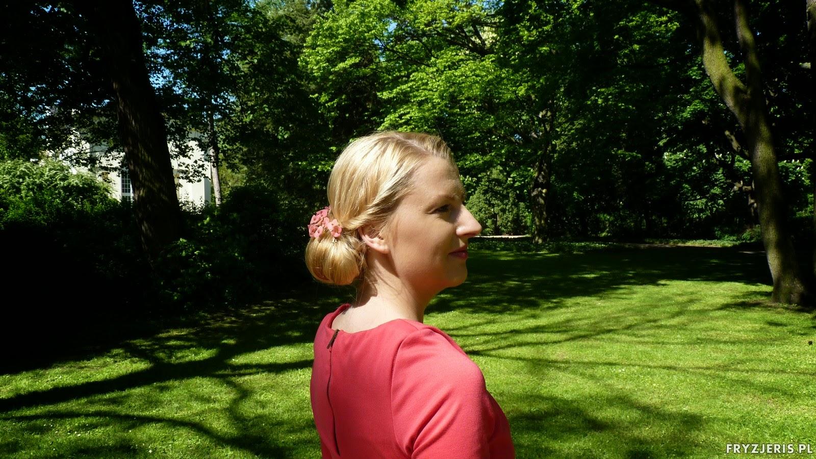 fryzury - upiecie na wypelniaczu 10