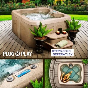 Hot Tubs Reviews Lifesmart Rock Solid Simplicity Plug And