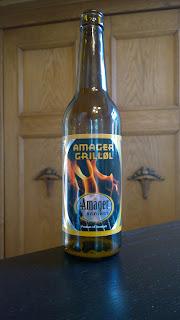 Amager Grilløl fra Amager Bryghus