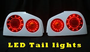 Skyline LED Tail Lights