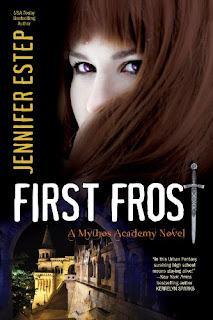 First Guest Post: Jennifer Estep
