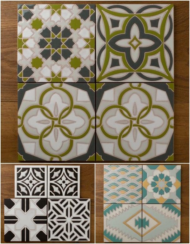 Marzua azulejos personalizados y hechos a mano for Azulejos personalizados