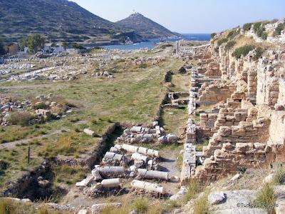 Knidos Ruins Near Datça
