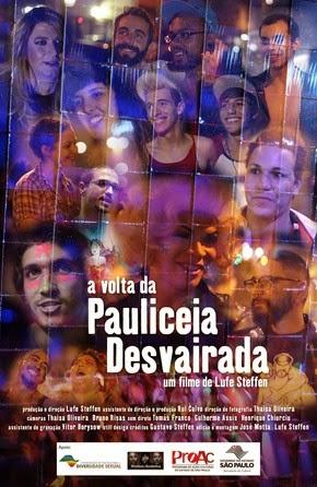 A Volta da Paulicéia Desvairada – Nacional (2012)